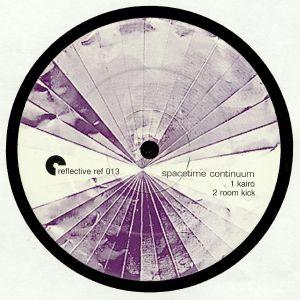 SPACETIME CONTINUUM - Kairo EP (warehouse find)