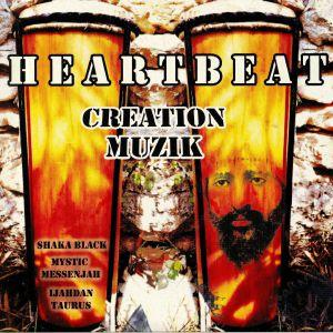 VARIOUS - Heartbeat: Creation Muzik