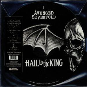 AVENGED SEVENFOLD - Hail To The King (reissue)
