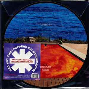 RED HOT CHILI PEPPERS - Californication (20th Anniversary Edition) (reissue)