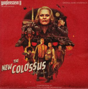 VARIOUS - Wolfenstein II: The New Colossus (Soundtrack)