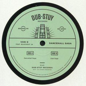 VON D feat BLACKOUT JA - Dancehall Saga