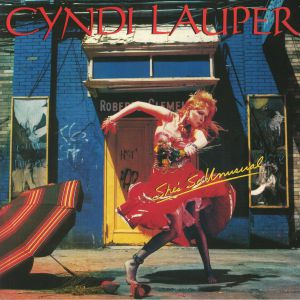 LAUPER, Cyndi - She's So Unusual (reissue)