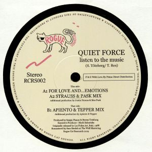 QUIET FORCE - Listen To The Music