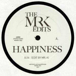 MR K - Happiness
