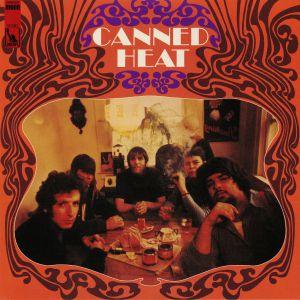 CANNED HEAT - Canned Heat (reissue)