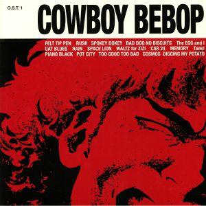 KANNO, Yoko/THE SEATBELTS - Cowboy Bebop OST 1