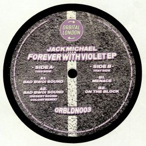 MICHAEL, Jack - Forever With Violet EP
