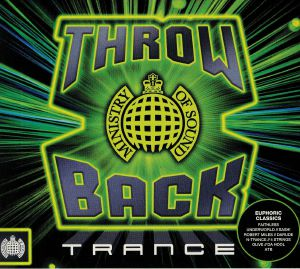 VARIOUS - Ministry Of Sound: Throwback Trance