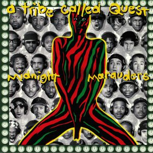 A TRIBE CALLED QUEST - Midnight Marauders (reissue)