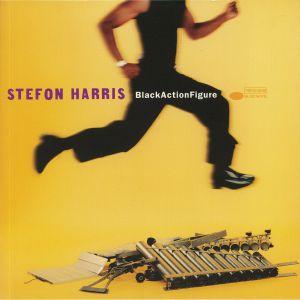 HARRIS, Stefon - Black Action Figure
