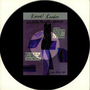 KOVACS, Kornel - Stockholm Marathon Remixes