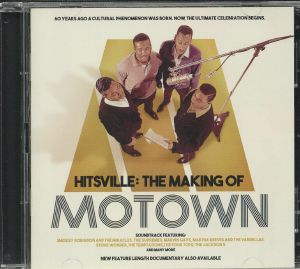 VARIOUS - Hitsville: The Making Of Motown (Soundtrack)