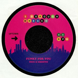 NICE & SMOOTH/PARLIAMENT - Funky For You