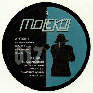 LUCASS P - Submode EP
