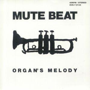 MUTE BEAT - Organ's Melody