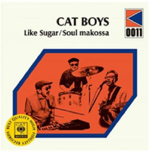 CAT BOYS - Like Sugar