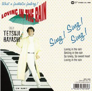 HAYASHI, Tetsuji - Loving In The Rain