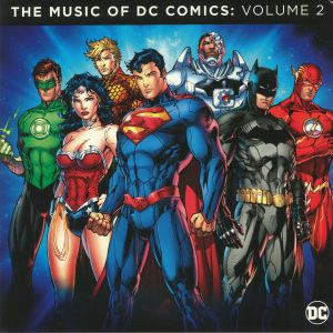 VARIOUS - The Music Of DC Comics Vol 2 (reissue)