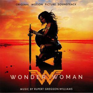 GREGSON WILLIAMS, Rupert - Wonder Woman (soundtrack)