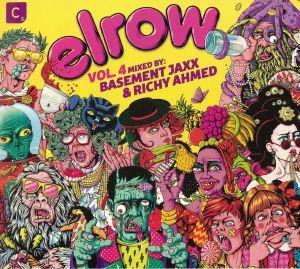 BASEMENT JAXX/RICHY AHMED/VARIOUS - Elrow Vol 4: Mixed By Basement Jaxx & Richy Ahmed