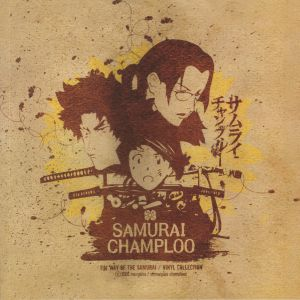 VARIOUS - Samurai Champloo: The Way Of The Samurai Vinyl Collection (reissue)