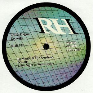 DJ MAACO/DJ OVERDOSE/GRISCHERR - When Cities Collide VII EP