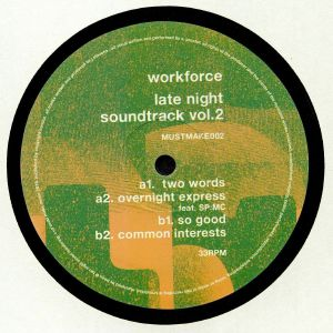 WORKFORCE - Late Night Soundtrack Vol 2