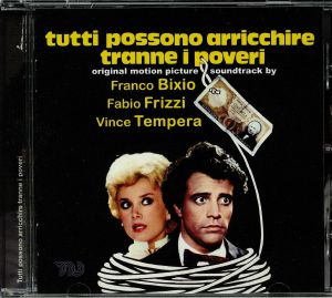 BIXIO, Franco/FABIO FRIZZI/VINCE TEMPERA - Tutti Possono Arricchire Tranne I Poveri (Soundtrack)