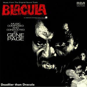 PAGE, Gene - Blackula (Soundtrack) (reissue)