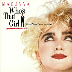 MADONNA/VARIOUS - Who's That Girl (Soundtrack) (reissue)