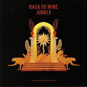 JUNGLE/VARIOUS - Back To Mine: Jungle