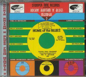 VARIOUS - Rockin' Rhythm 'n' Blues From Memphis Vol 2