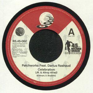 PATCHWORKS feat DARIUS RASHAUD - Celebration