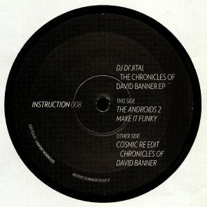 DJ DI'JITAL - The Chronicles of David Banner EP
