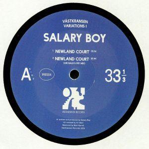 SALARY BOY/ARI BALD - Vastkransen Variations 1