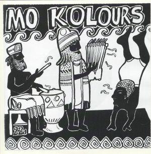 MO KOLOURS - Axum EP