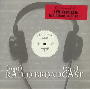 LED ZEPPELIN - Radio Broadcast Vol 1