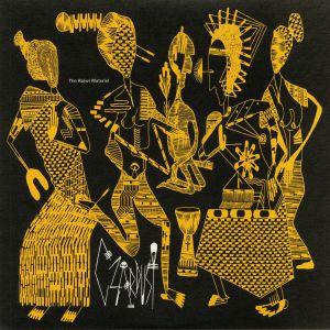 CZARDUST aka OHBLIV/SADHUGOLD - The Ra(w) Material