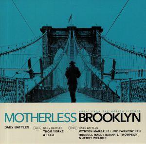YORKE, Thom/FLEA/WYNTON MARSALIS - Daily Battles (Soundtrack)