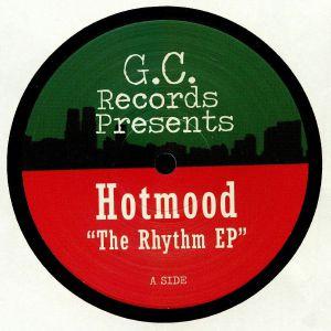 HOTMOOD - The Rhythm EP