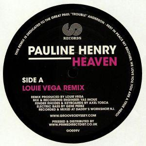 HENRY, Pauline - Heaven (remixes)