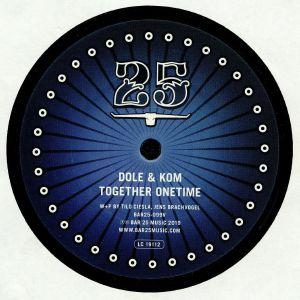 DOLE & KOM - Together Onetime