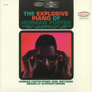 FOSTER, Herman - The Explosive Piano Of Herman Foster (reissue)