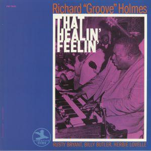 HOLMES, Richard Groove - That Healin' Feelin'