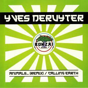DERUYTER, Yves - Animals