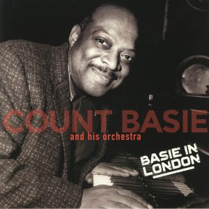 COUNT BASIE & HIS ORCHESTRA - Basie In London