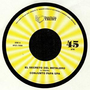 CONJUNTO PAPA UPA - El Secreto Del Metalero