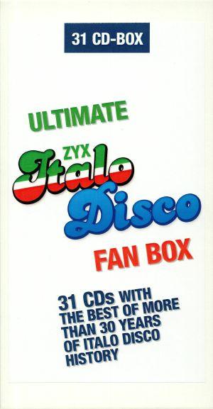 VARIOUS - Ultimate Italo Disco Fan Box
