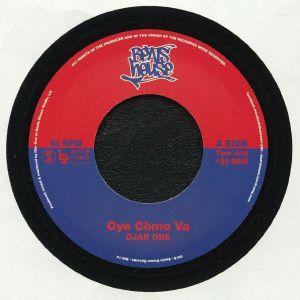 DJAR ONE - Oye Como Va